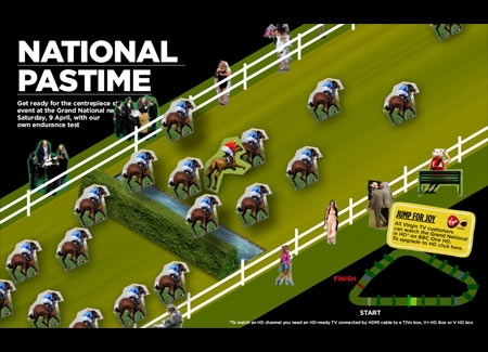 Grand National Racing Game