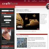 Craftform - Crafts Social Networking Site