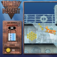 Titanic Descent game